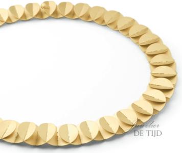 Phoenix ® design collier in goud of platina