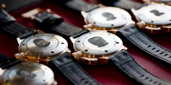 Horloge graveer mogelijkheden
