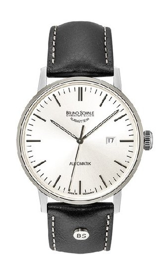 Bruno Söhnle horloge - Stuttgart Automatik Big - 17-12173-247 LB