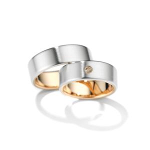 Design trouwringen Folium