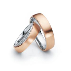 Design trouwringen Unisono