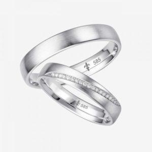 Design trouwring Sylvie