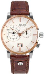 Bruno Söhnle horloge – Milano 2 GMT – 17-63043-241