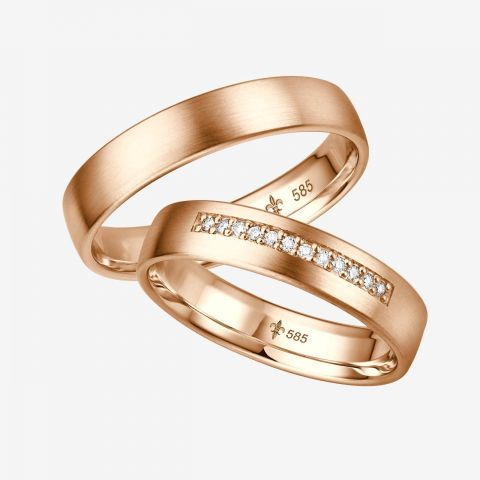 Design trouwring Delaine