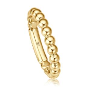 Geelgouden ring Bella VI