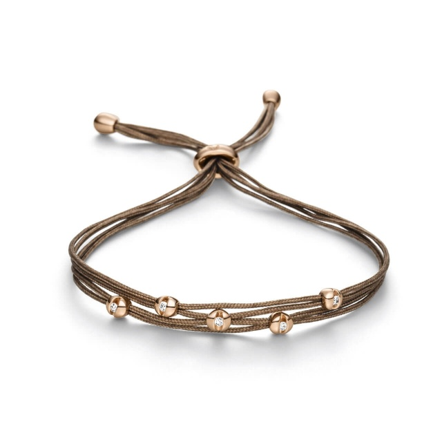 Geelgouden armband Colortaire