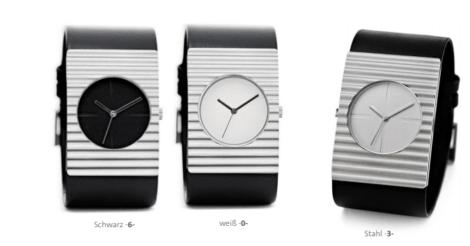 Radius 9 horloge XL wave automatik