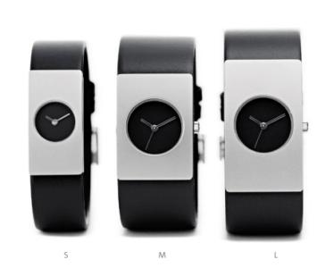 Radius 9 horloge quarz