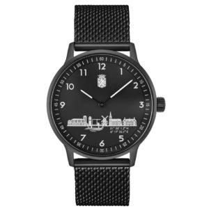 Doetinchem horloge 43mm milaneseband