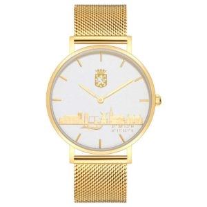 Doetinchem horloge 36mm milaneseband